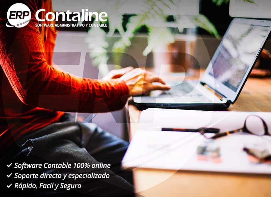 Software Contable Contaline para PYMES